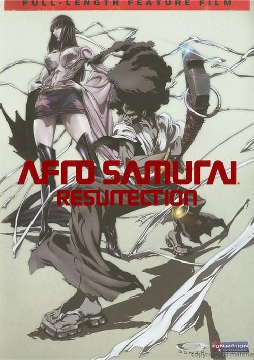 Afro Samurai: Resurrection - Spike Version