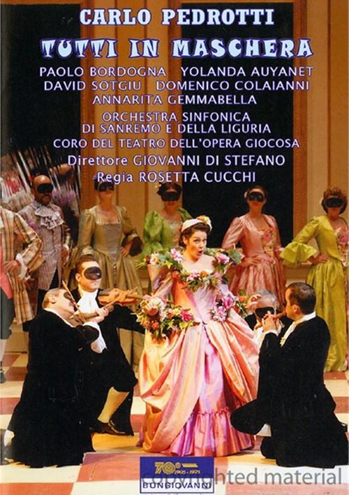 Carlo Pedrotti: Tutti In Maschera