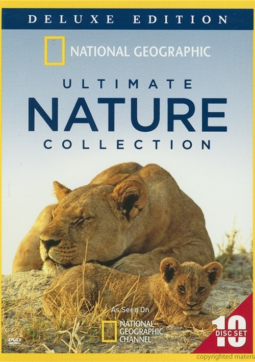 National Geographic: Ultimate Nature Collection