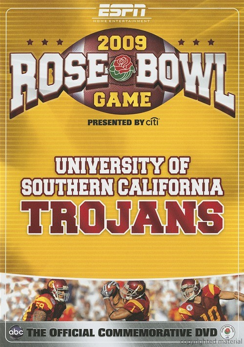 2009 Rose Bowl Game, The: Presented By Citi
