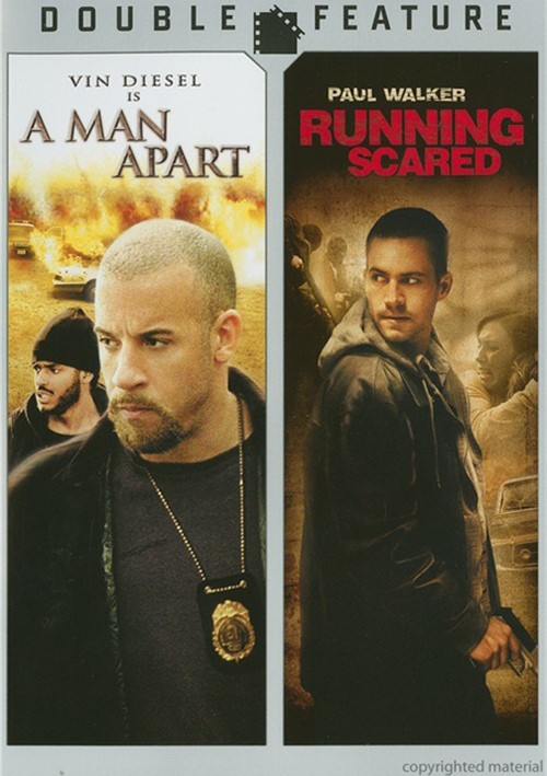 Man Apart, A / Running Scared (Double Feature)