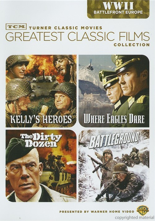 Greatest Classic Films: WWII - Battlefront Europe
