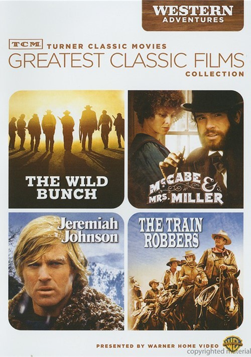 Greatest Classic Films: Western Adventures