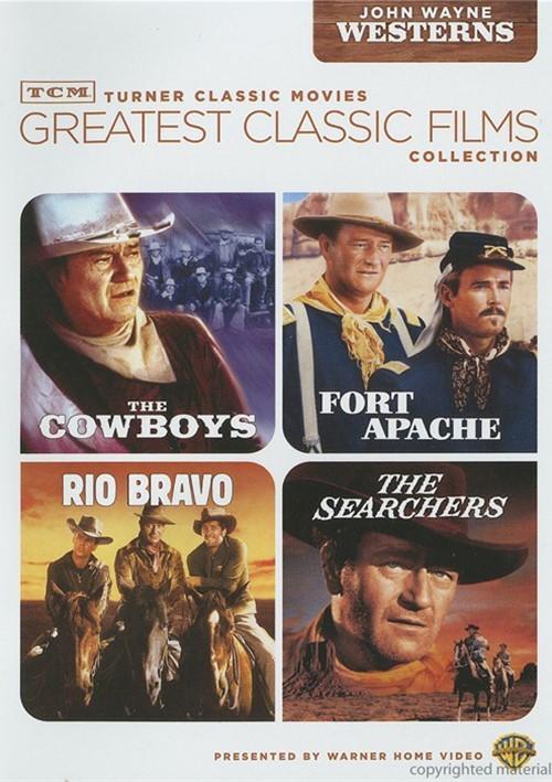 Greatest Classic Films: John Wayne Westerns