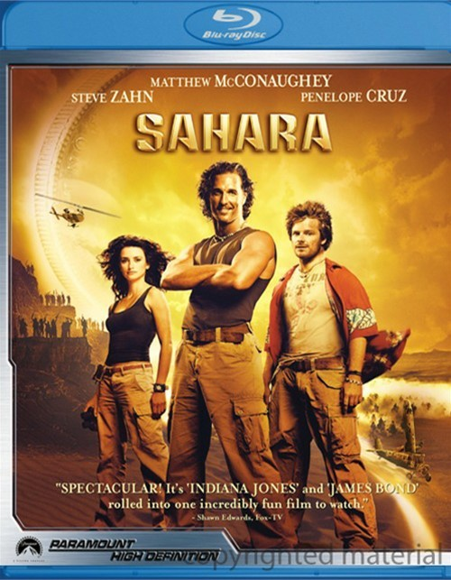 Sahara / Failure To Launch (2 Pack)