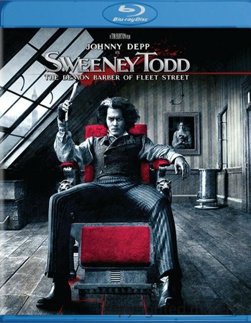 Sweeney Todd: The Demon Barber Of Fleet Street /y Hollow (2 Pack)