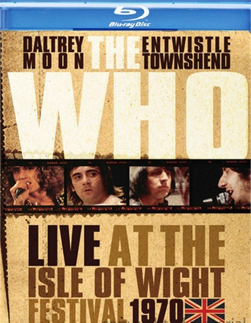 Who, The: Live At The Isle Of Wight Festival - 1970