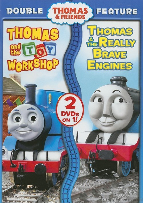 Thomas & Friends: Thomas And The Toy Workshop/ Really Brave Engines (Double Feature)