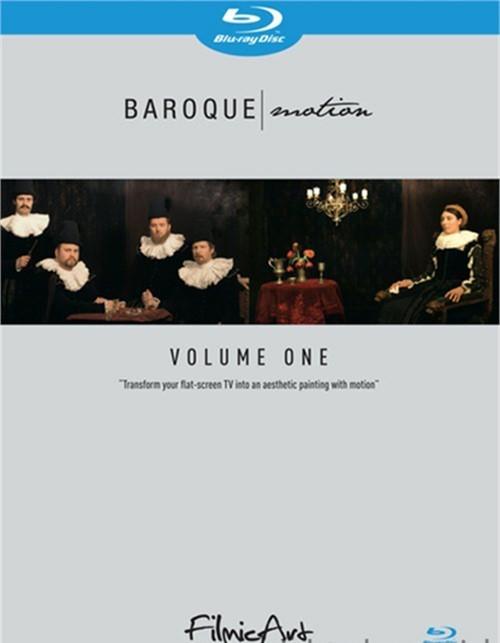 Baroque Motion: Volume One