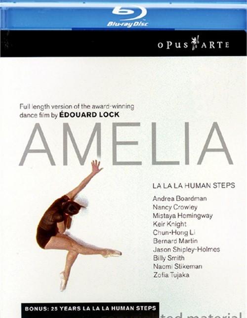 Amelia: La La La Human Steps