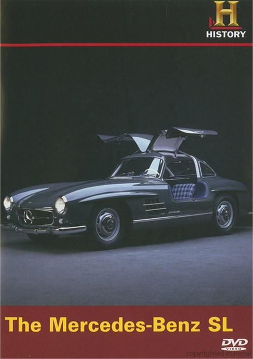 Automobiles: The Mercedes-Benz SL