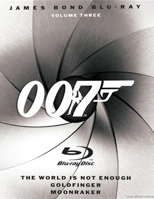 James Bond Blu-ray Collection: Volume 3