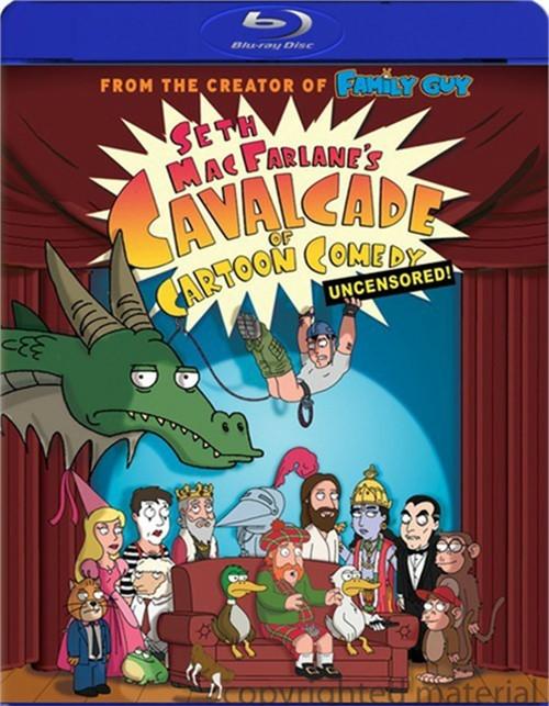 Seth MacFarlanes Cavalcade Of Cartoon Comedy: Uncensored!
