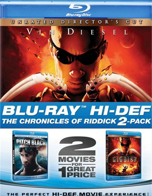 Chronicles Of Riddick 2 Pack, The
