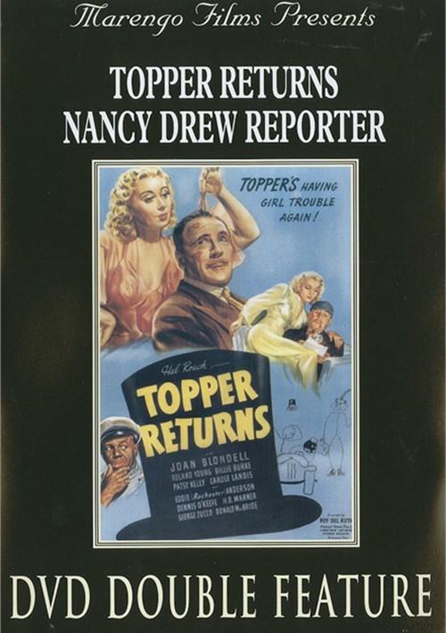 Topper Returns/ Nancy Drew Reporter (Double Feature)