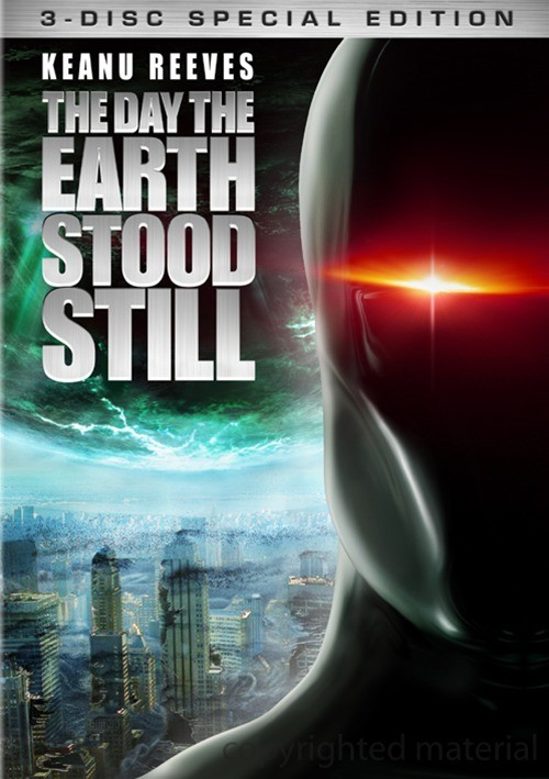 Day The Earth Stood Still, The: 3 Disc Special Edition