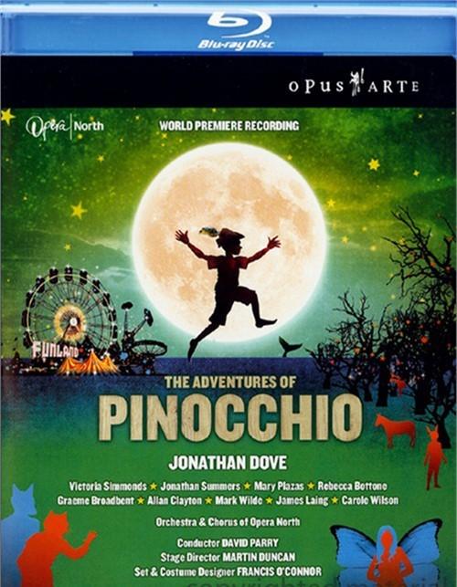 Jonathan Dove: The Adventures Of Pinocchio