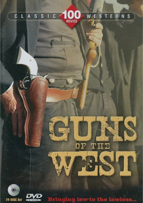 Guns Of The West - 100 Movie Pack