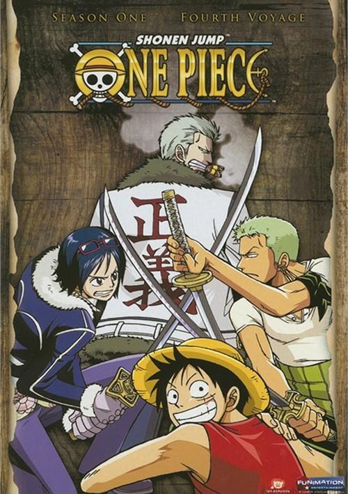 One Piece: Season One - Fourth Voyage