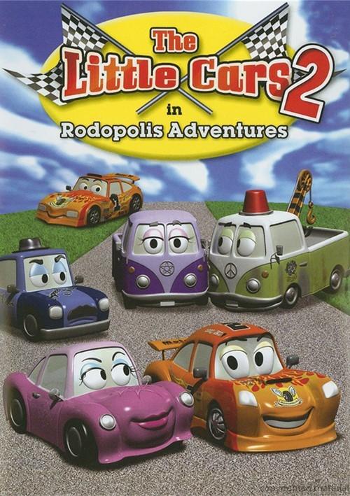 Little Cars 2, The: Rodopolis Adventures