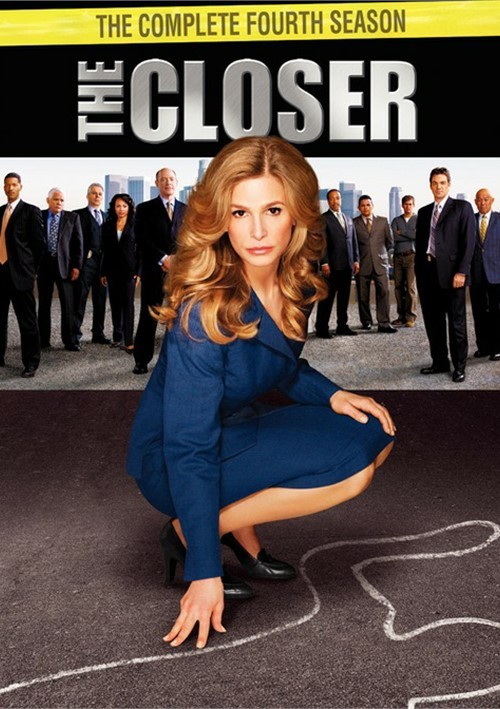 Closer, The: The Complete Fourth Season