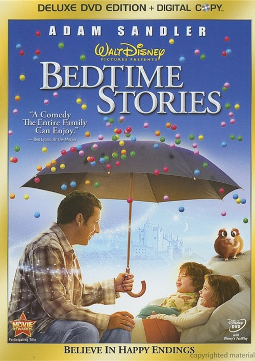 Bedtime Stories: Deluxe Edition