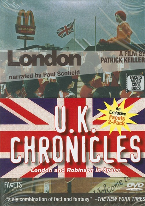UK Chronicles: London / Robinson In Space (2-Pack)