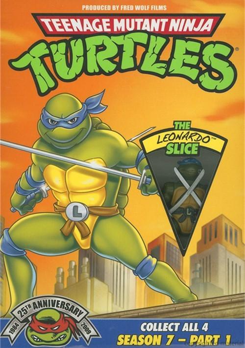 Teenage Mutant Ninja Turtles: Season 7 - Part 1 (The Leonardo Slice)