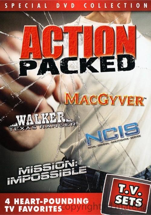 T.V. Sets: Action Packed