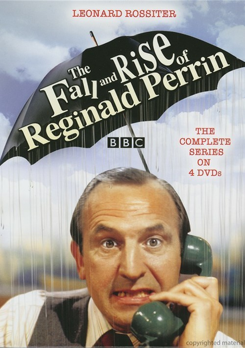 Fall And Rise Of Reginald Perrin, The: The Complete Series