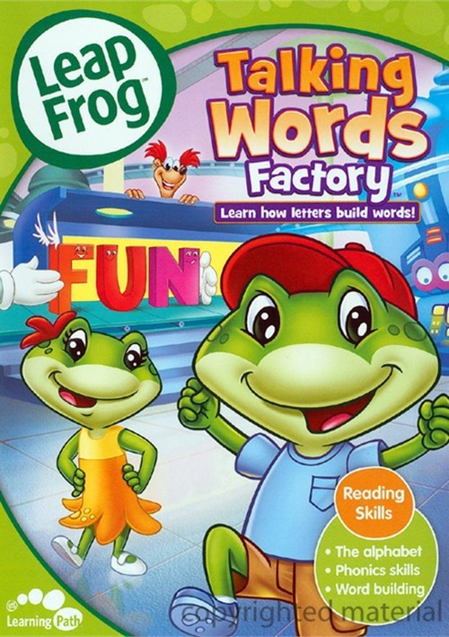 Leap Frog: Talking Words Factory