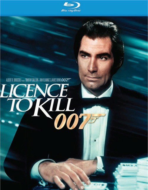 Licence To Kill (Repackage)