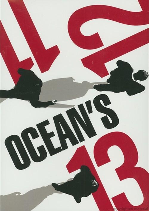 Oceans 11, 12 & 13 Giftset