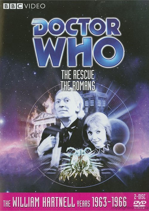 Doctor Who: The Rescue / The Romans
