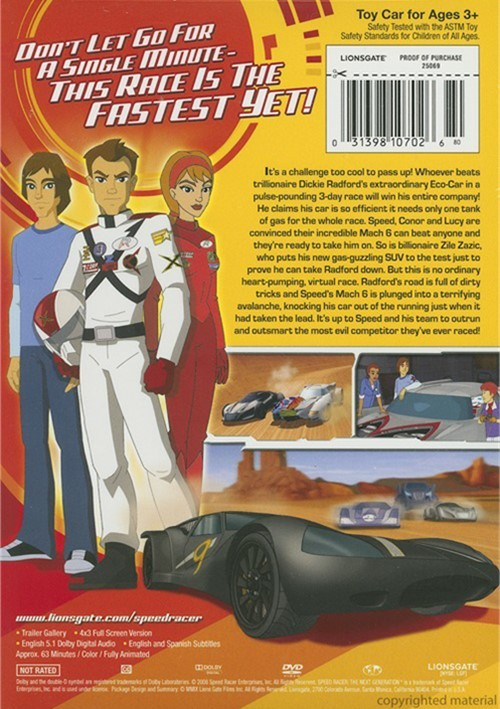 Speed racer the next generation sex comic — img 2