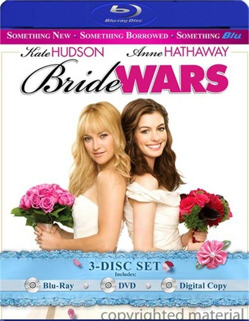 Bride Wars: Something New, Something Borrowed, Something Blu