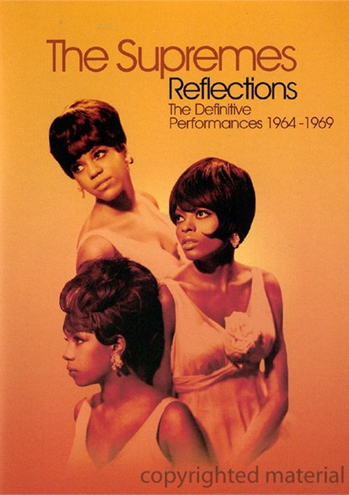 Supremes, The: Reflections - The Definitive Performances 1964 - 1969