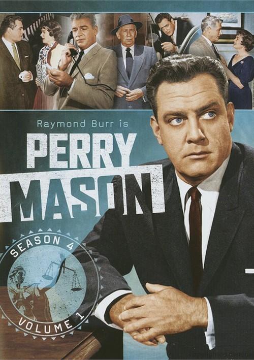 Perry Mason: Season 4 - Volume 1
