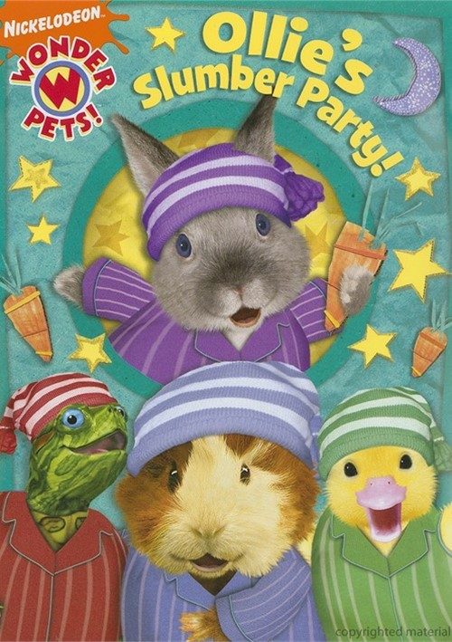 Wonder Pets: Ollies Slumber Party