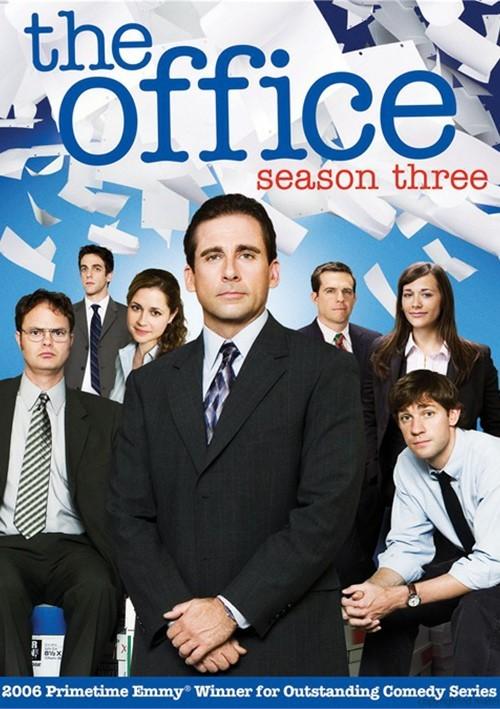 Office, The: Season Three (American Series) / The Office: Season Four (American Series) (2 Pack)