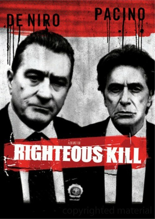 Righteous Kill / Traitor (2 Pack)