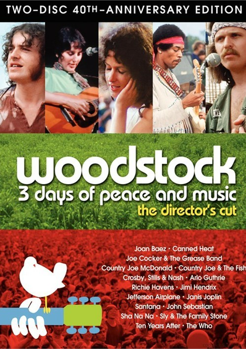 Woodstock: 40th Anniversary Edition