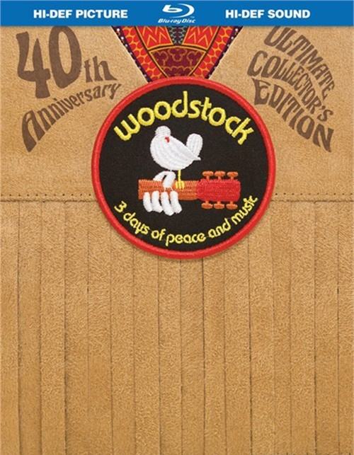 Woodstock: 40th Anniversary - Ultimate Collectors Edition