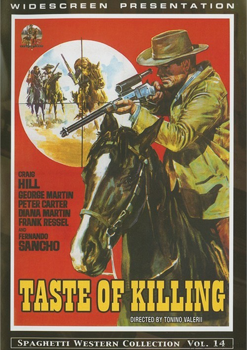 Taste Of Killing
