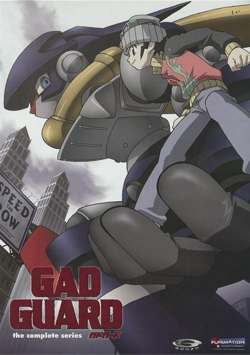 Gad Guard: The Complete Series
