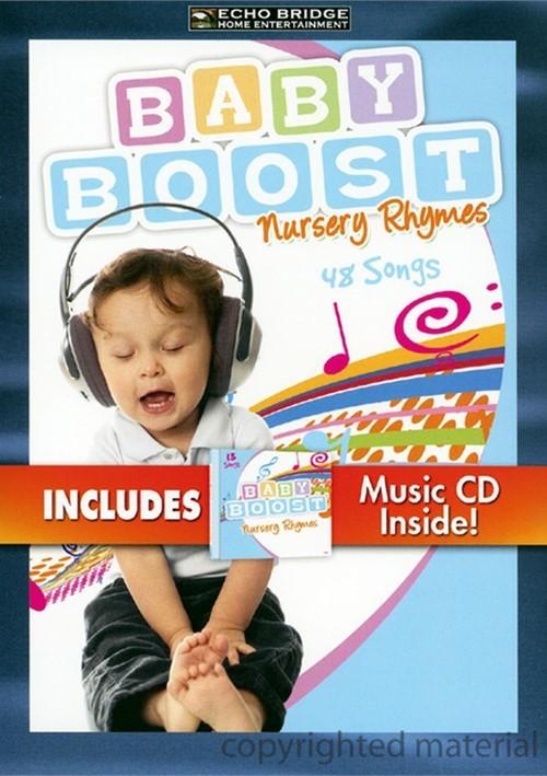 Baby Boost: Nursery Rhymes (With Nursery Rhyme Audio CD)