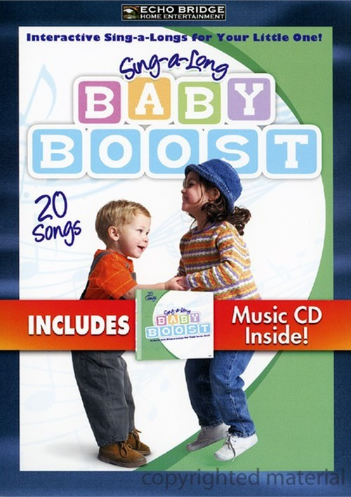 Baby Boost: Sing-A Long (With Sing-a-Long Audio CD)