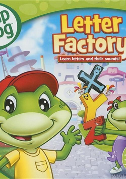 Leap Frog: Letter Factory (Kidcase)