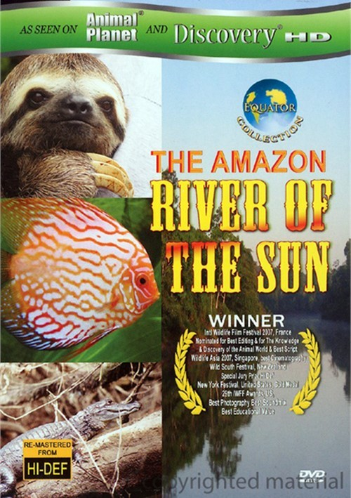 Amazon, The: River Of The Sun