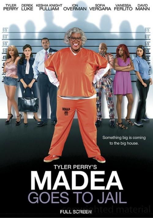 Madea Goes To Jail (Fullscreen)